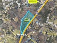 Investment Or Business Site : Rock Hill : York County : South Carolina