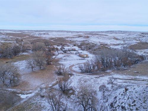 Morrill County Ranch Parcel 1 : Bridgeport : Morrill County : Nebraska