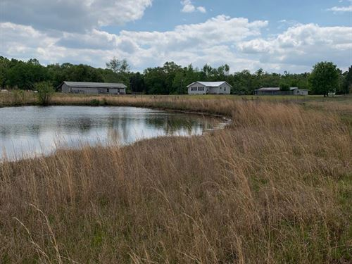 Chipley FL Horse, Farm, Hunting : Caryville : Washington County : Florida