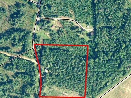 Calhoun Cut-Off Road : Calhoun : Lowndes County : Alabama