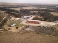 This One-Of-A-Kind Tract Feature : Natoma : Rooks County : Kansas