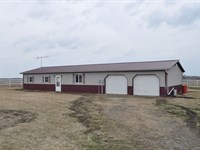 Ranch Style Home 10 Acres : King City : Andrew County : Missouri