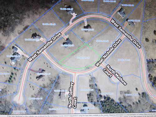 Lot Wienen View Subdivision High : Galena : Jo Daviess County : Illinois