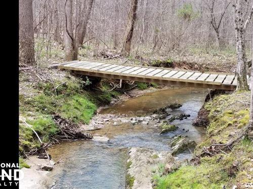 Barton's Creeks Hunting And Timbe : Roxboro : Person County : North Carolina