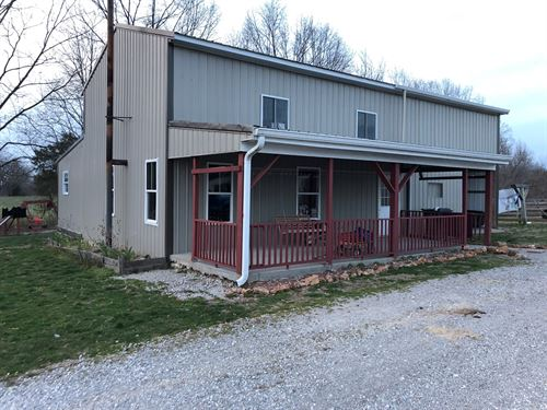 Country Home, Acreage,Farm,Metcalfe : Hardyville : Metcalfe County : Kentucky
