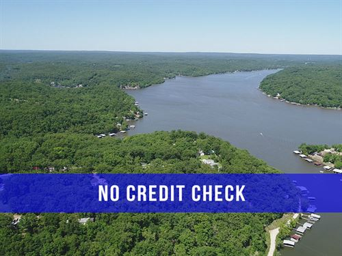Seller Financed 81 Acres : Camdenton : Camden County : Missouri
