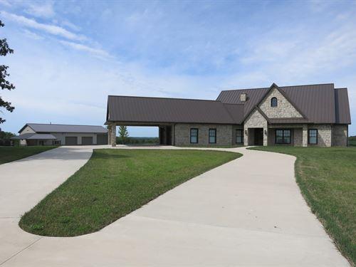 370 Acre Dream Hunting Property : Ridgeway : Harrison County : Missouri