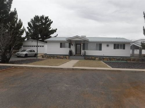 SW New Mexico Home In-Law Space RV : Silver City : Grant County : New Mexico