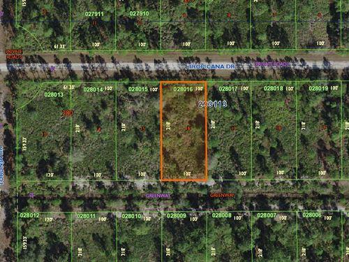 Land For Home, Indian Lake Estates : Indian Lake Estates : Polk County : Florida
