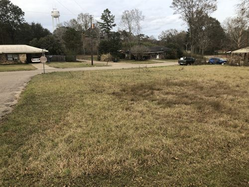 Large Building Lot In Richton, Ms : Richton : Perry County : Mississippi