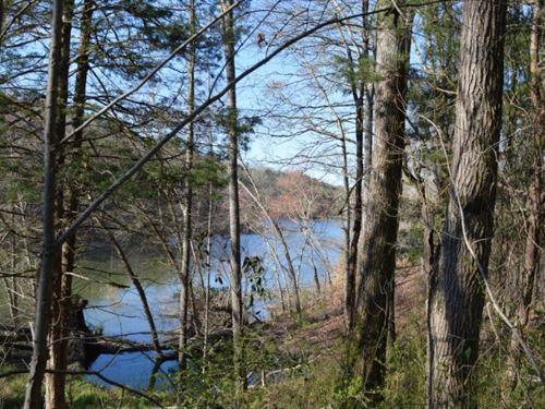 Reduced 34 Acres Near Lake Ha : Fair Play : Oconee County : South Carolina
