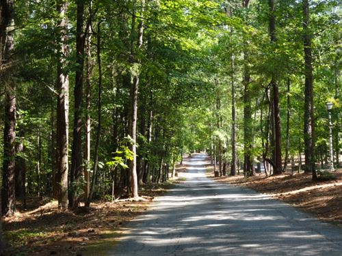 1.40 Acres, Beautiful Wo : Laurens : South Carolina
