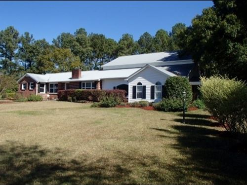 21.5 Acres With A Home In Neshoba : Philadelphia : Neshoba County : Mississippi
