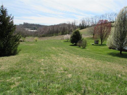 Stick Build Modular Home Site : Bristol : Washington County : Virginia