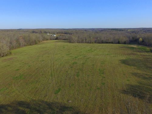 72 Ac Farm In Super Desirable Area : Lyles : Hickman County : Tennessee