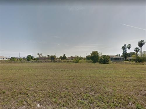 Lee County, Fl $40,000-Neg : Cape Coral : Lee County : Florida