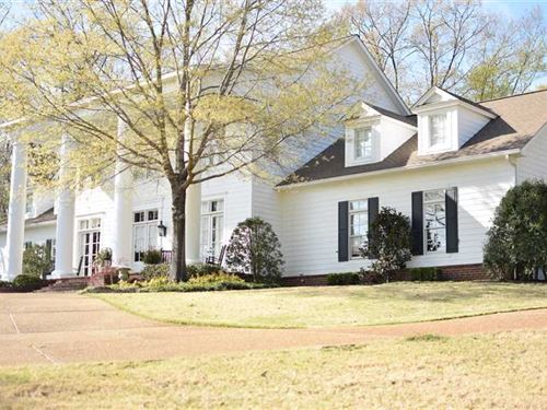 Waverly Road Property : West Point : Clay County : Mississippi