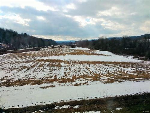 28+ Acres Land Along Unadilla River : Pittsfield : Otsego County : New York