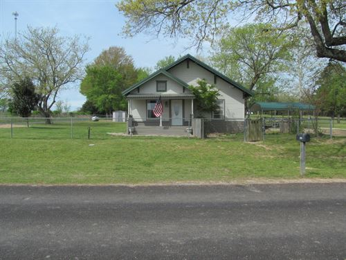 Winnsboro Texas, Country Home 1 : Winnsboro : Franklin County : Texas