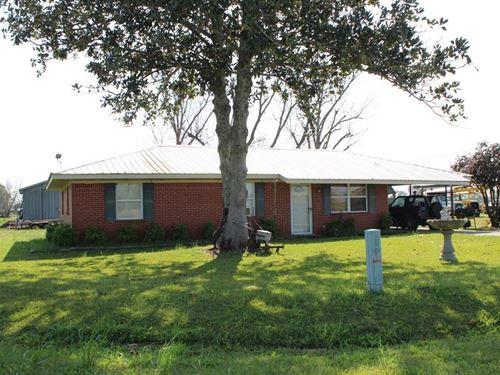 Country Home in Houston Co, AL : Webb : Houston County : Alabama