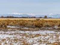 15 Minutes From San Luis Lake : Alamosa : Alamosa County : Colorado