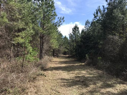 Ivey Mae East : Cuthbert : Randolph County : Georgia