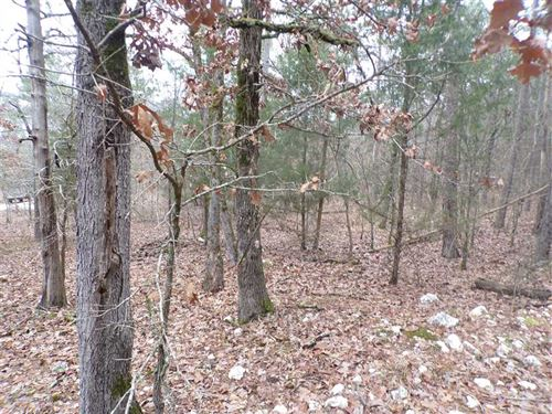 Incredible Cabin Site in Hochatown : Hochatown : McCurtain County : Oklahoma