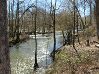 Mountain Fork River Development WI : Broken Bow : McCurtain County : Oklahoma