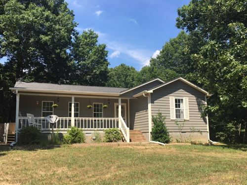 Country Home For Sale In Hickman CO : Nunnelly : Hickman County : Tennessee