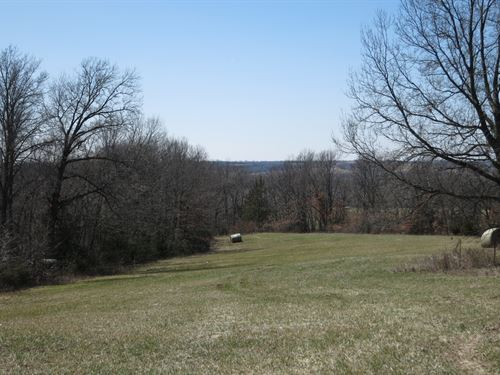 Smaller Hunting Tract Northwest : Cainsville : Mercer County : Missouri