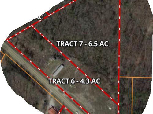 10.8 Acres Includes Storage : Decatur : Morgan County : Alabama