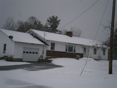 Country Home For Sale in Maxfield : Howland : Penobscot County : Maine