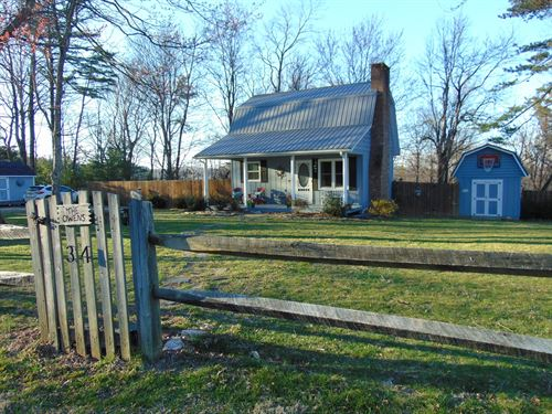 Charming Cottage Close to Blue : Ennice : Alleghany County : North Carolina
