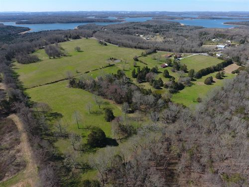 Lovely Land Has 2168' Road Frontage : Mount Juliet : Rutherford County : Tennessee