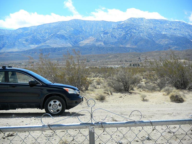 Amazing Property, Fully Fenced : Lucerne Valley : San Bernardino County : California