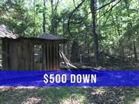 $500 Down On 4 Acres, Homestead : Cedarcreek : Taney County : Missouri