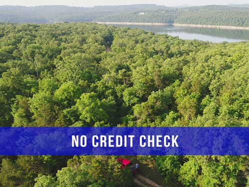 $500 Down On Lake Land : Cedarcreek : Taney County : Missouri