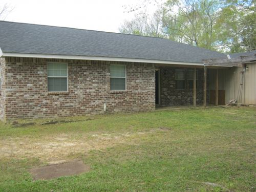 1804 Harbor Ln, S.E, Bogue Chitto : Bogue Chitto : Lincoln County : Mississippi