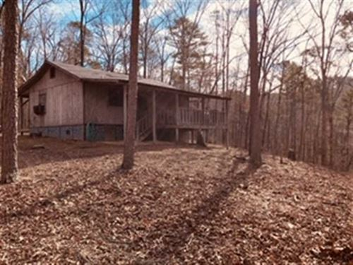 Cabin And 150 of Recreational Hunt : Scotland : Van Buren County : Arkansas