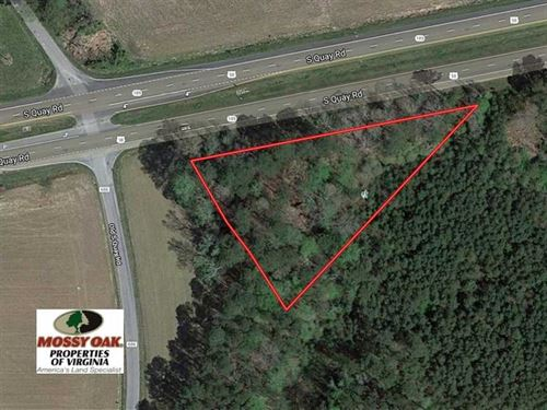 1.3 Acres of Undeveloped Land : Suffolk : Suffolk City County : Virginia