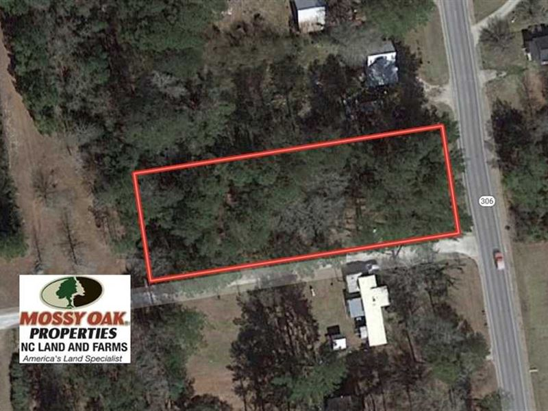 Under Contract, .718 Acre Vacant : Grantsboro : Pamlico County : North Carolina