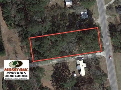 .718 Acre Vacant Lot For Sale in : Grantsboro : Pamlico County : North Carolina