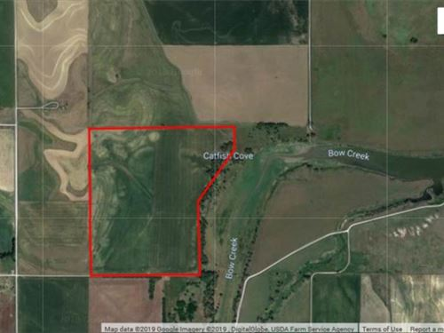369 Acres of Great Hunting : Kirwin : Phillips County : Kansas