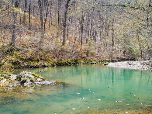 Cold Springs Road 80 : Paron : Saline County : Arkansas