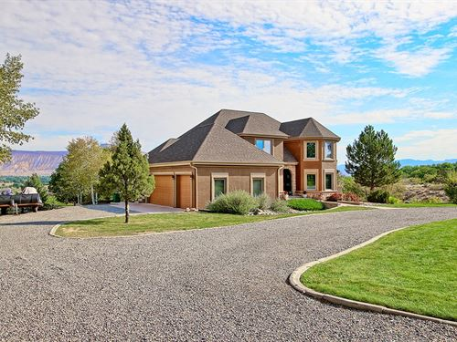 Luxury Palisade Home, Open House : Palisade : Mesa County : Colorado