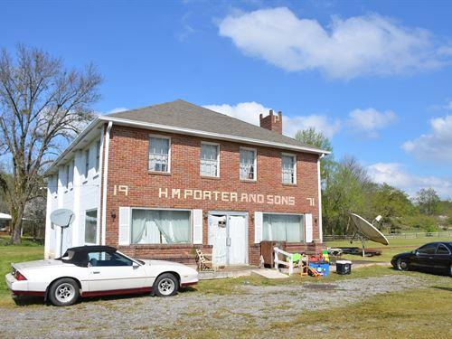 Live Auction Porter Estate, 2 Story : Decatur : Morgan County : Alabama