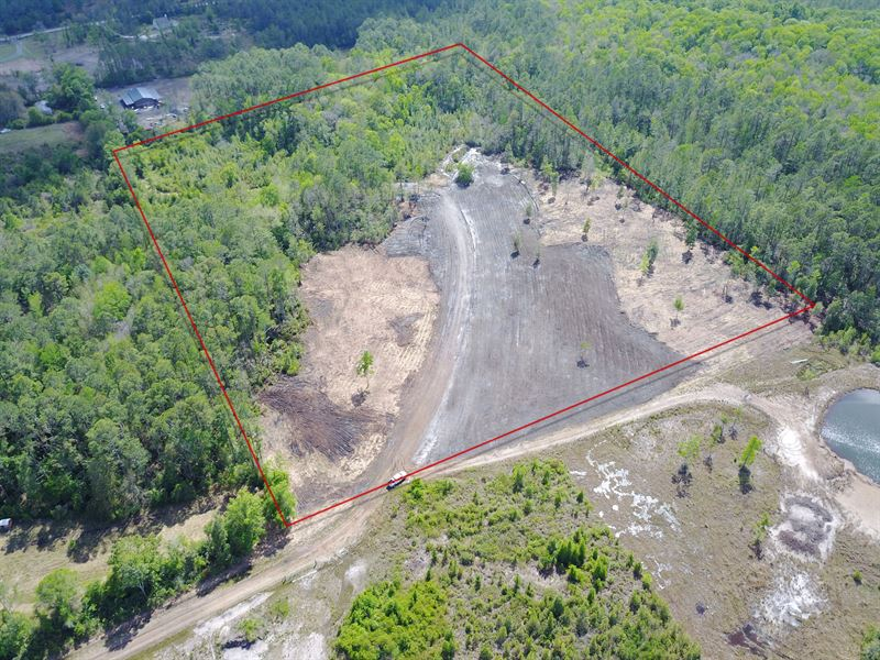 15.36 Acres, Welch Rd, Callahan : Callahan : Nassau County : Florida