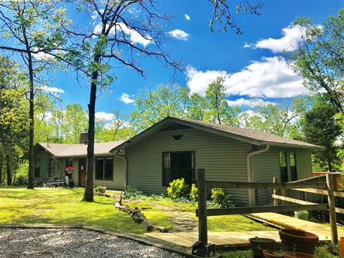 Reduced Price Country Home For Sale : Mountainburg : Arkansas County : Arkansas