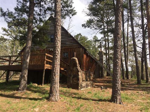 Southeastern Oklahoma Mountain : Clayton : Pushmataha County : Oklahoma