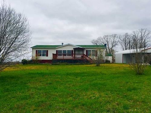 Reduced, 2 Acres of Residential : Keysville : Lunenburg County : Virginia